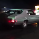 Chevelle With Duramax Diesel Engine Goes a Quarter Mile In 10 Seconds At 135.8 MPH!