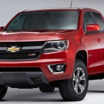 The Chevrolet Colorado Is Back and Looking To Control The Mid-Size Pickup Truck Segment