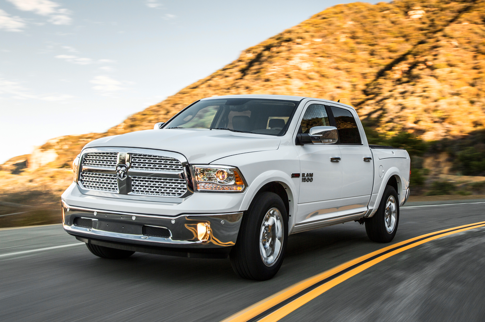 Ram 1500 EcoDiesel Production To Be Doubled By Chrysler