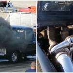 1969 Chevy C10 Features Three Turbochargers and a Duramax Diesel Engine