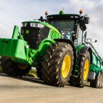 John Deere 7310R Tractor Sets New Fluid Efficiency Record