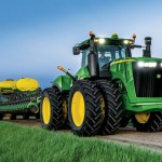 Cummins QSX15 Engine Powers New John Deere 9R/9RT Series Tractors!