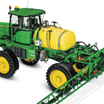 John Deere Adds Self-Propelled, Smaller, & Lighter R4023 Sprayer To Its Lineup