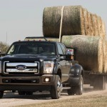 2017 Aluminum Ford F-250 To Feature Powerful V8 For Unmatched Performance