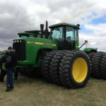 1997 John Deere 9400 Tractor Sells For an Astounding $122,694 at Auction!