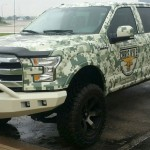 Forget Top Truck… Ford's F-150 #1 Vehicle Period Among Active and Former Military Members