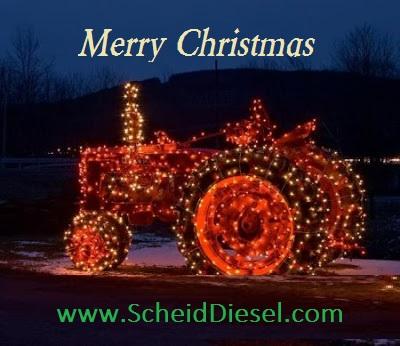 Scheid Diesel Holiday Hours
