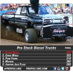 Ingram Wins the Lucas Oil Pro Pulling Championship