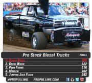 Ingram Wins the Lucas Oil Pro Pulling Championship
