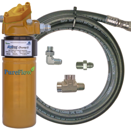 AirDog Fuel Systems for Your Big Rig!