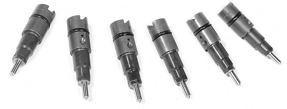 Injectors For Your Diesel