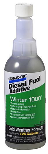Stanadyne Diesel Fuel Additive Winter 1000