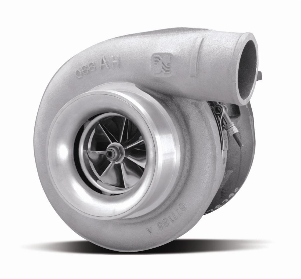BorgWarner Airwerks S400SX4 Turbocharger