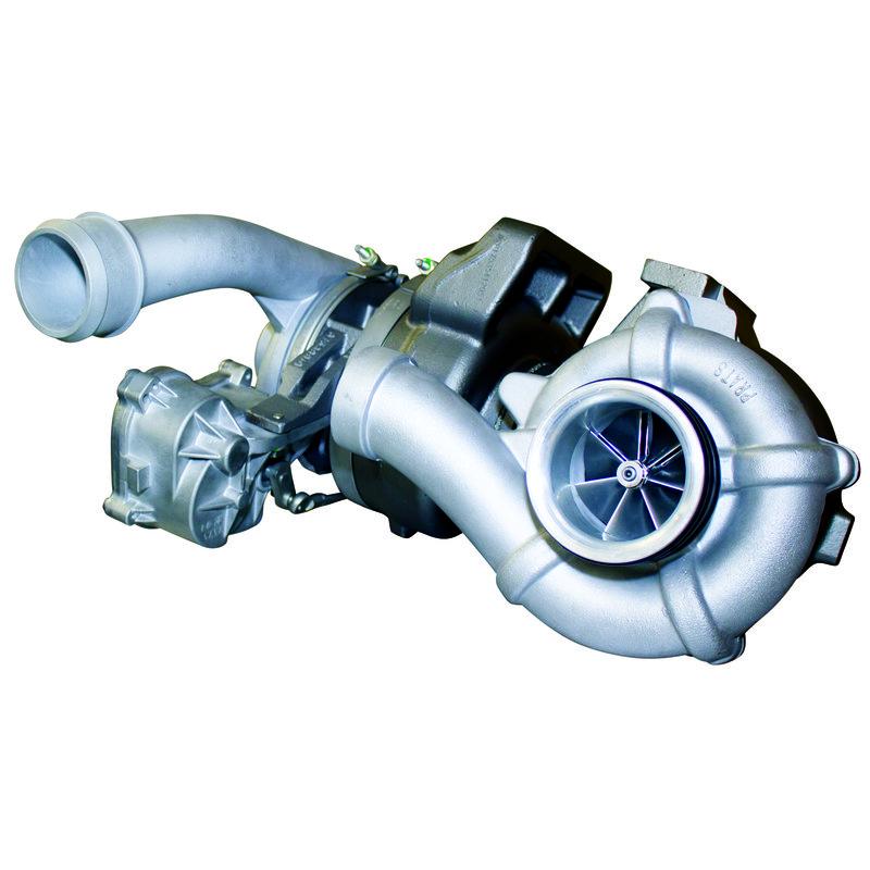 08-10 Ford 6.4L Powerstroke Twin Turbo w/o Air Intake