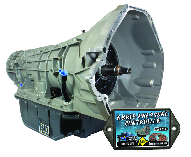 11-15 6.7L Dodge 68RFE 4WD Performance Transmission