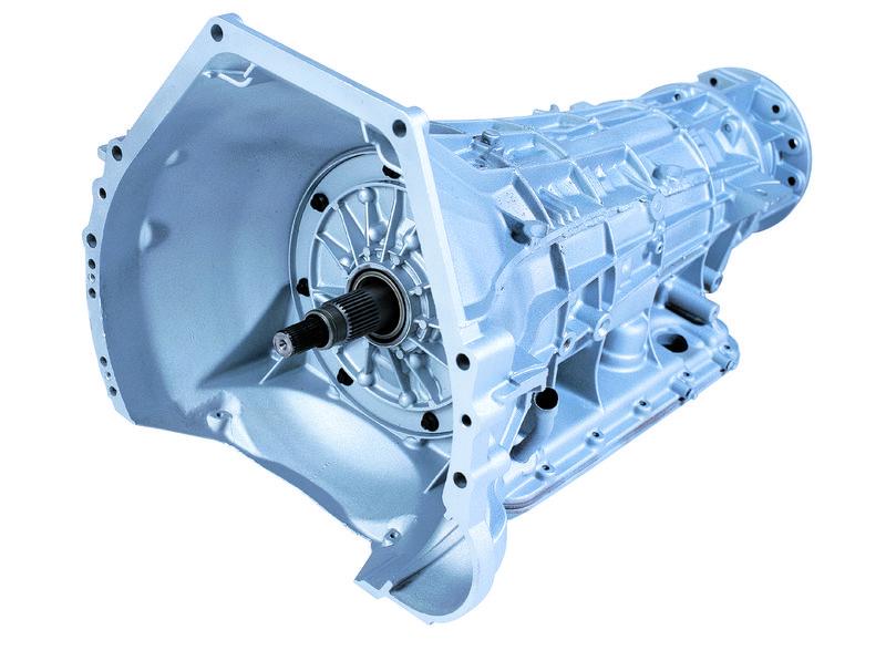 05-07 5R110 4WD Ford Performance Transmission
