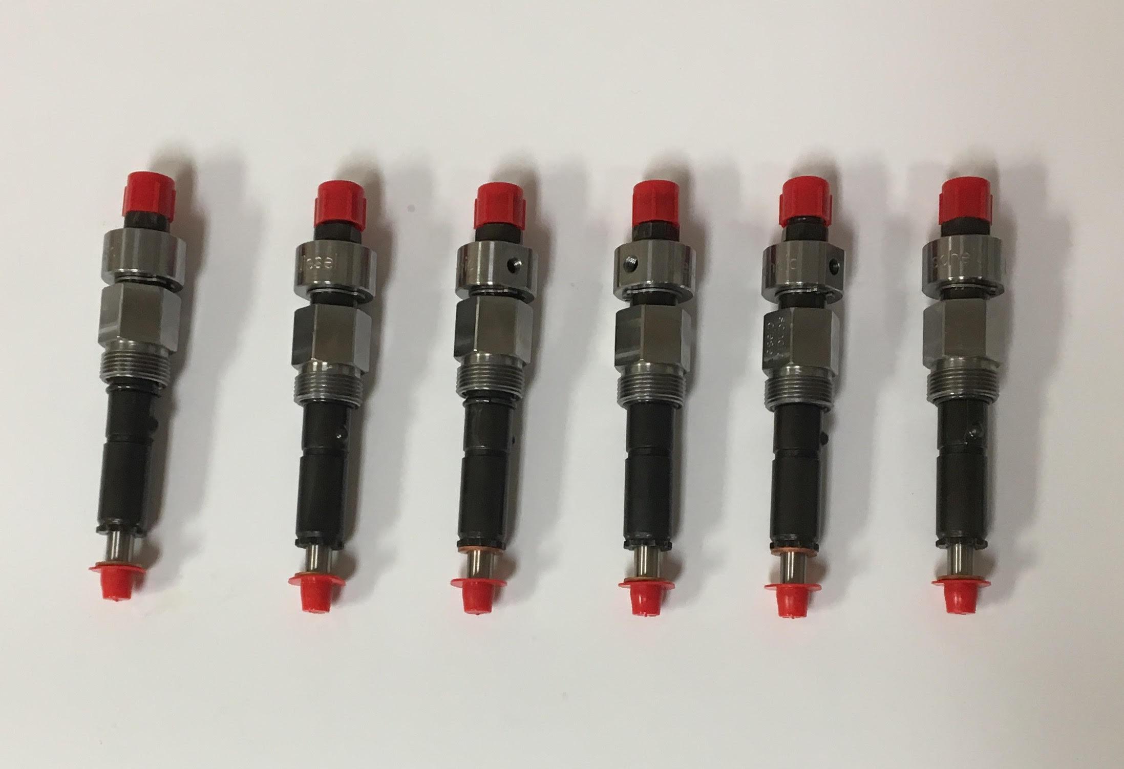 Billet Triple Feed 12V Injectors