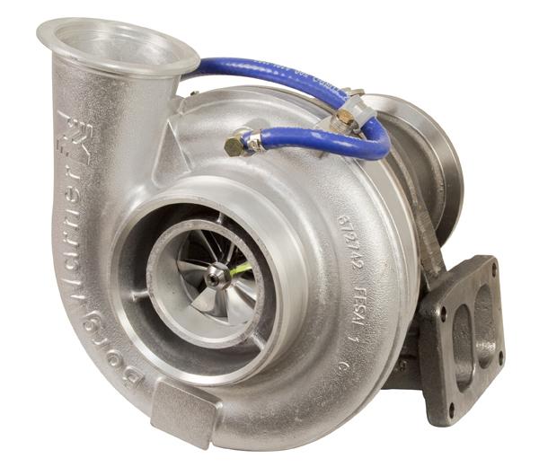 BorgWarner Turbocharger Detroit Diesel Series 60 (K31)