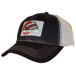 444b05299ffeb Cummins Red Ball Trucker Hat