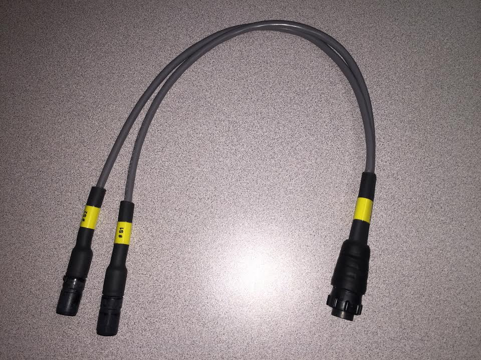 Corsa Logger Speed Splitter with Peripherals