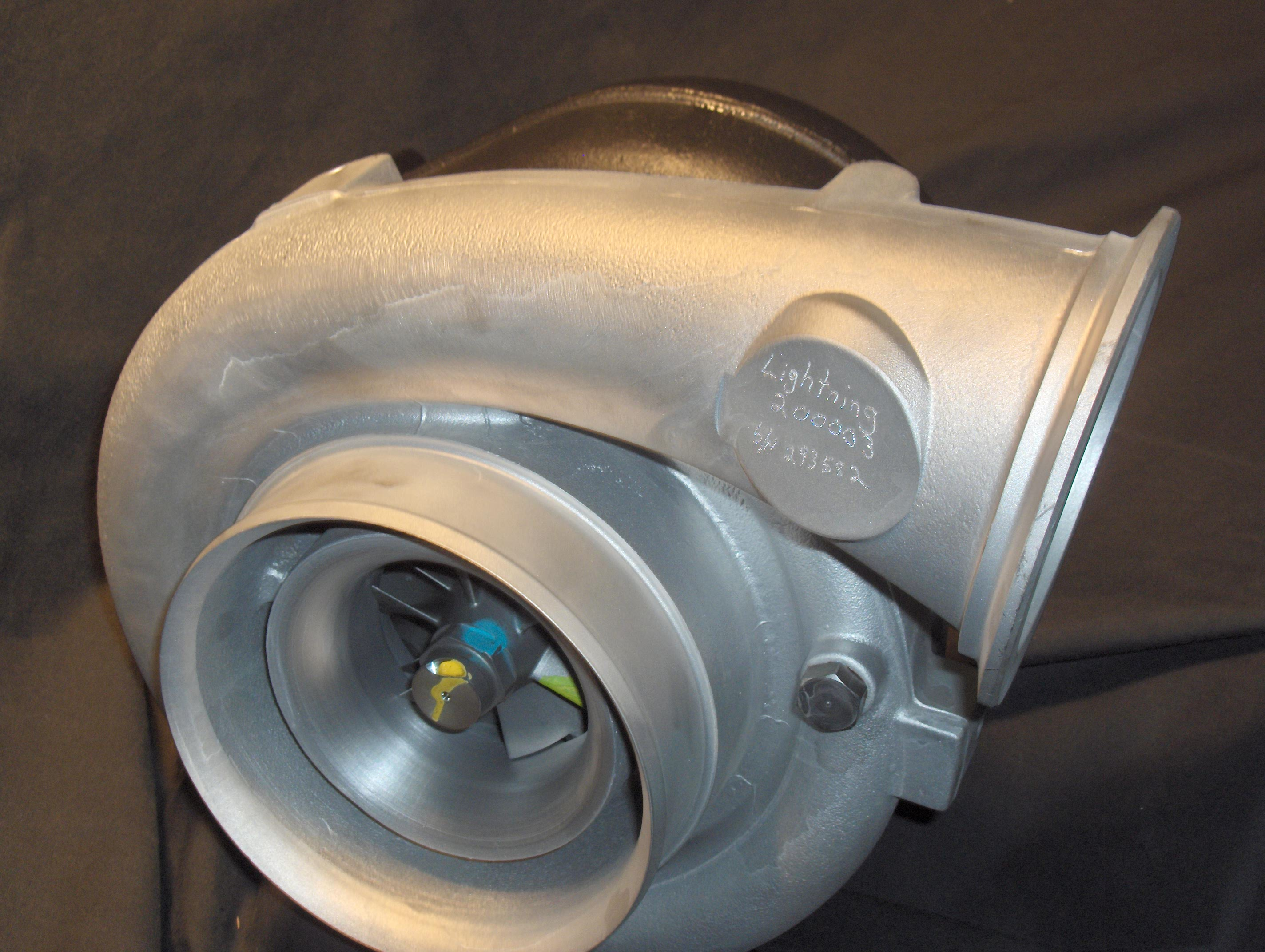 TURBO,2.56X2.89 SMALL FT 66MM CW