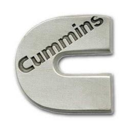 Cummins Cab Plate