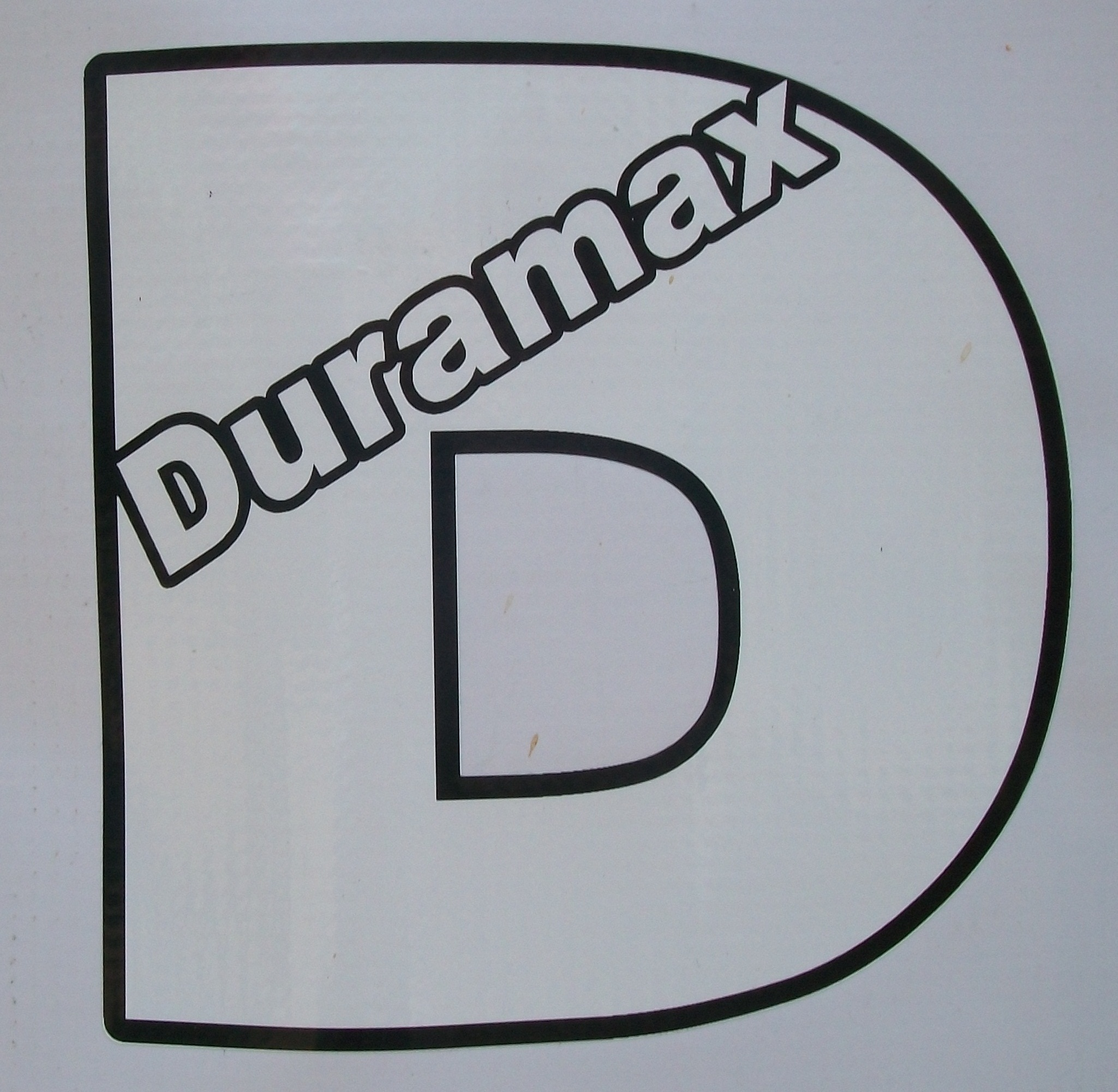 Duramax D Decal Accessories Scheid Diesel - Chevy duramax diesel decals