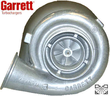 Garrett GTA45V Turbo Detroit Series 60 14Liter