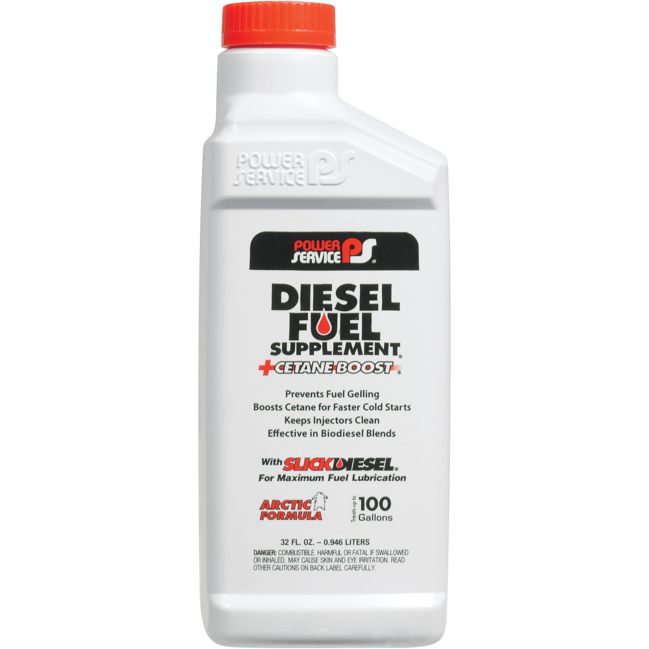 Diesel Fuel Antigel Supplement Plus Cetane Boost