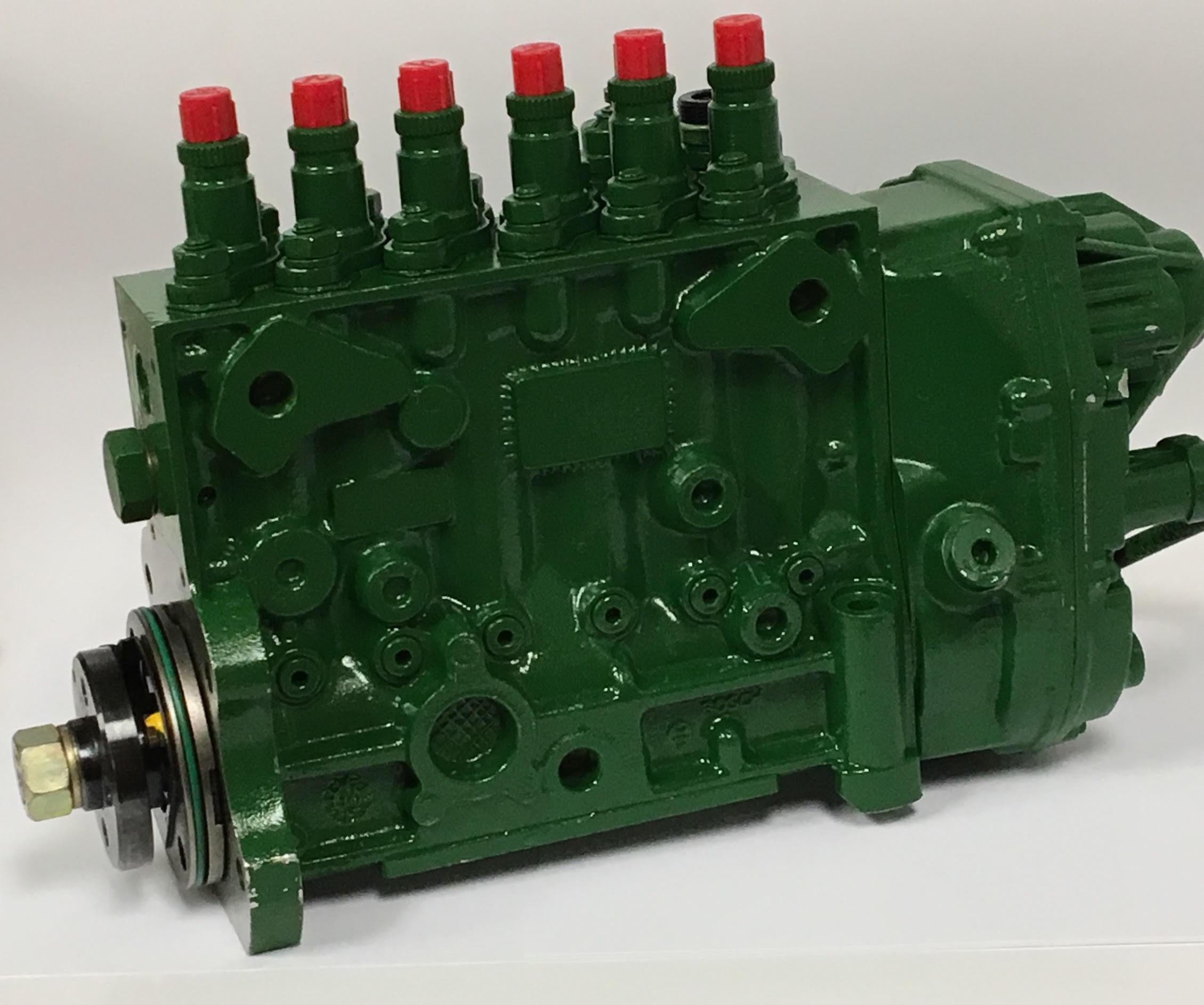PES6P E.D.C John Deere Injection Pump