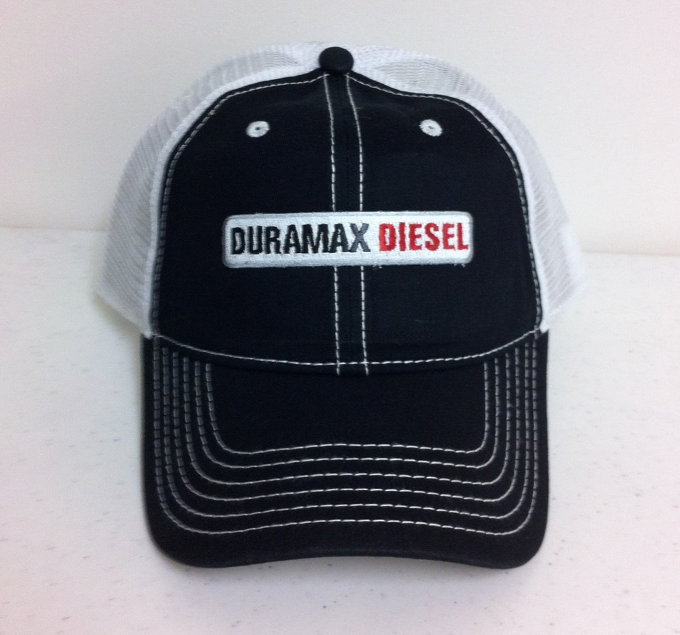 eb7f6b17ae8 Duramax Mesh Hat
