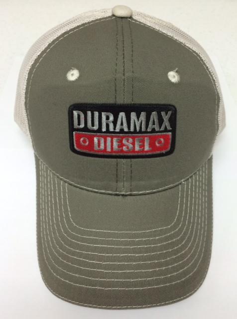 Duramax Diesel Olive Beige Hat
