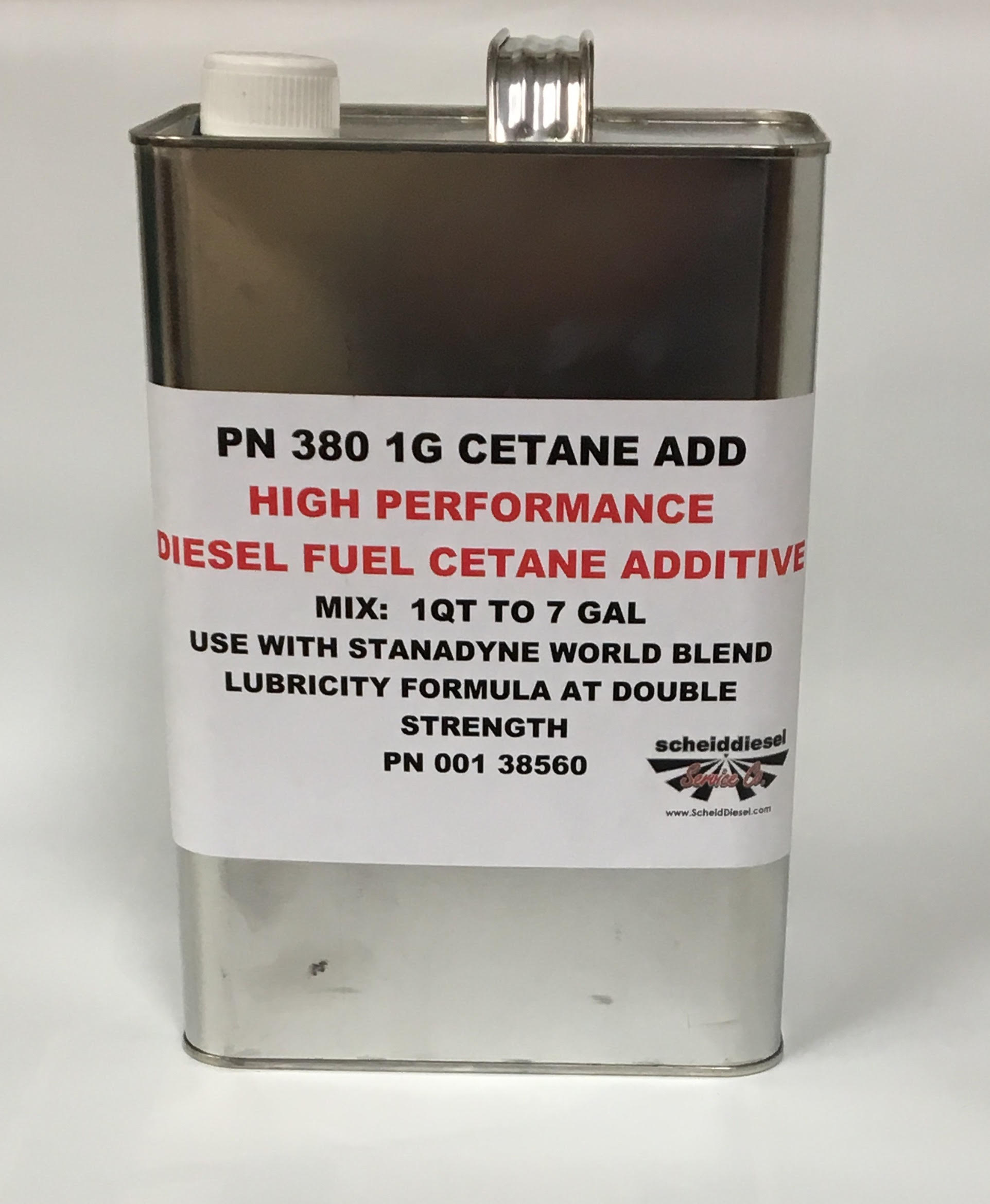DIESEL FUEL ADDITIVE(1QT-7 GAL) :: Treatments & Additives