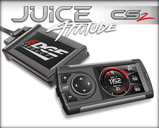 03-07 6.0L Ford Powerstroke Juice with Attitude CS2