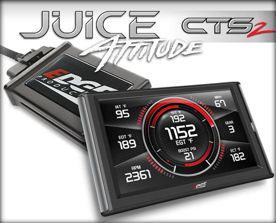 98.5-00 Dodge 5.9L Cummins Juice w/ Attitude CTS2 - 31500