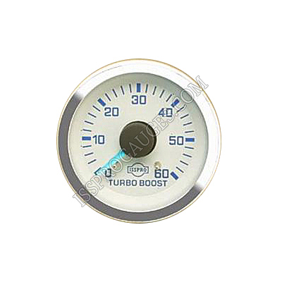 0-60 PSI EVM Turbo Boost Gauge