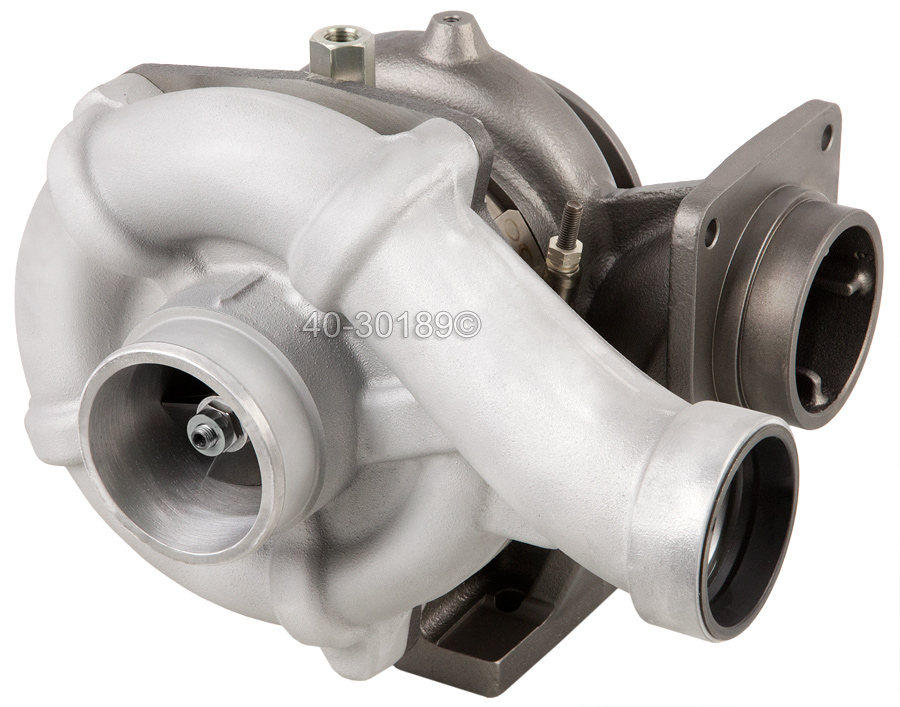 LP Turbo 6.4L Powerstroke 08-10