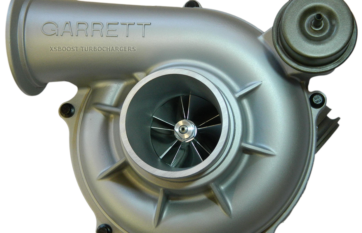 Turbo and Pedestal for 94-03 7.3L Powerstroke