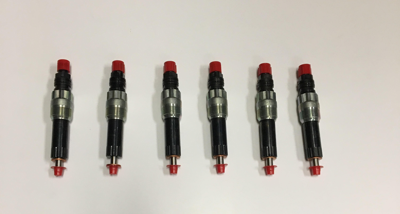 Billet 5X.035 John Deere Pulling Injectors
