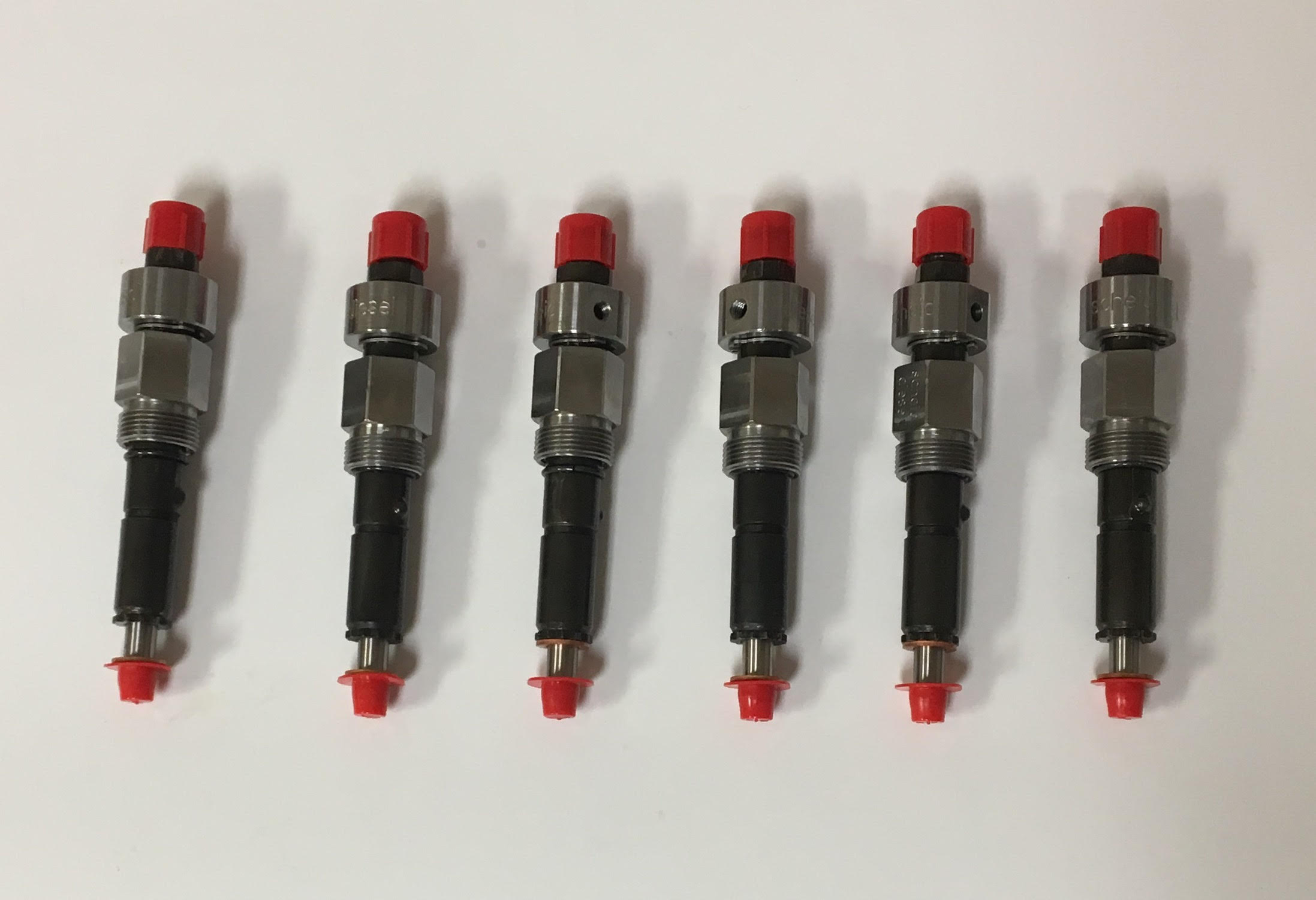 Billet Triple Feed 12V Injectors