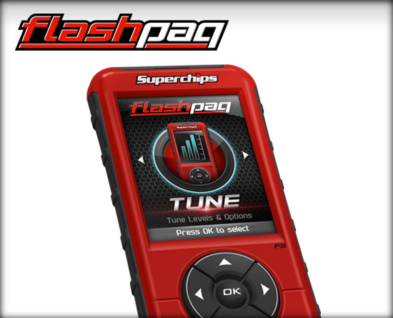 Flashpaq F5 Ford Powerstroke