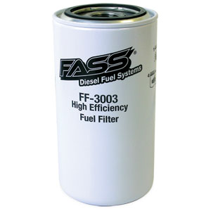 FASS Titanium Fuel Filter