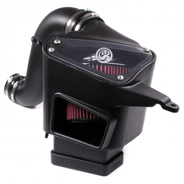 S&B Cold Air Intake, 5.9L, 24V, 2003-2007