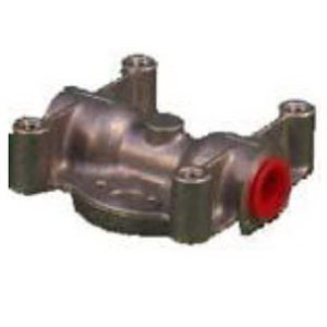 High Flow Fuel Filter with Water Separator