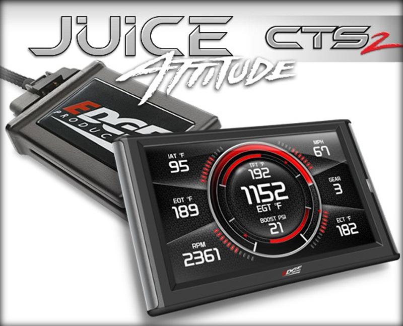 13-16 RAM 6.7L Cummins Juice W/ Attitude CTS2 - 31507