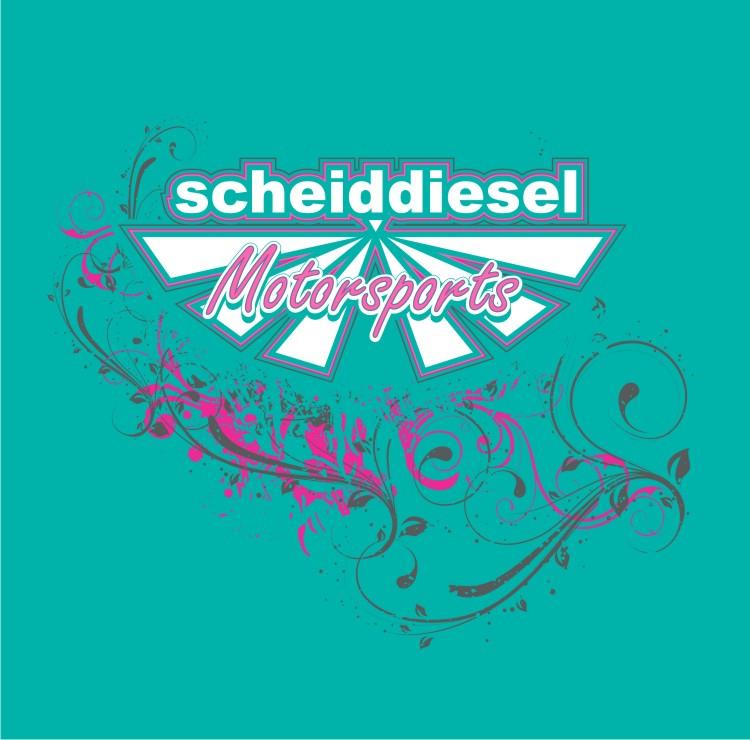 Scheid Diesel Motorsports Ladies T Shirt