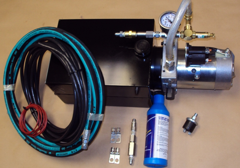 Water Injection Kit