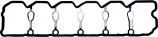 GASKET,VALVE COVER,ISB