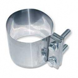 4 INCH STAINLESS CLAMP FOR EXH TIP