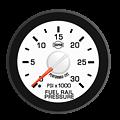 ISSPRO Fuel Rail Pressure 0-30,000 PSI